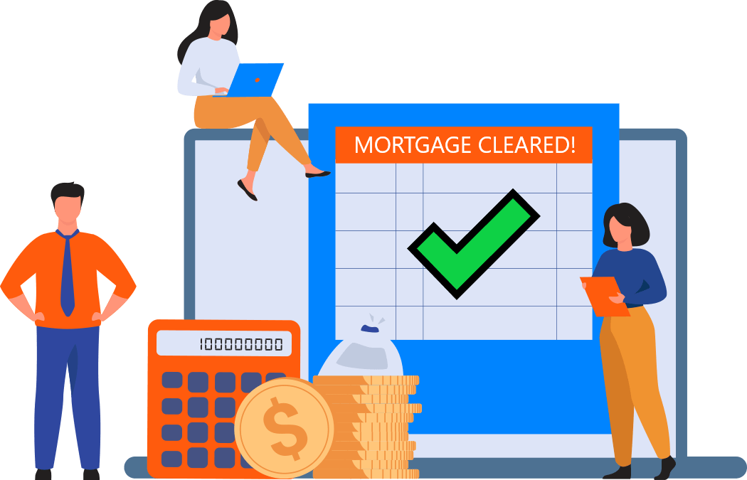 Mortgage Cleared